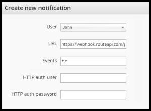 Pipedrive Create Notification